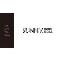 代购公司 sunny...seoul 公司标志