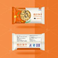 苏打饼干包装系列设计