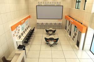 苏州市互联网+政务服务体验区 建邺区展厅项目